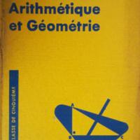 Arithmétique Lebossé, 5e.jpg